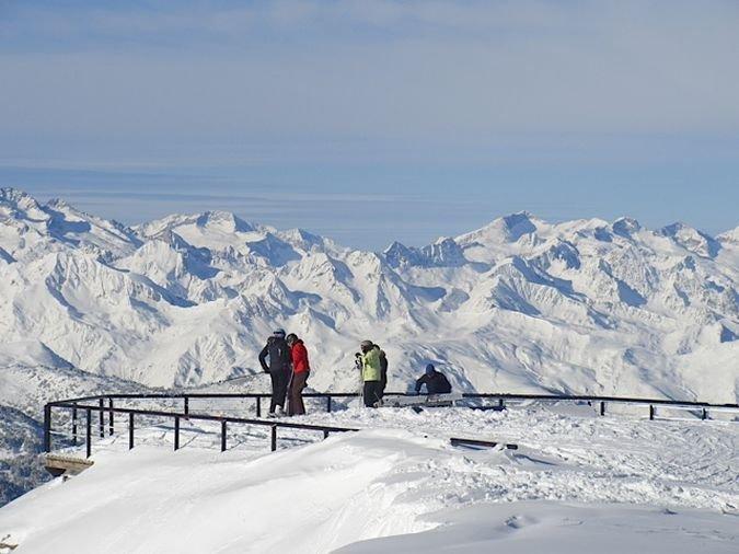 esquí a Baqueira