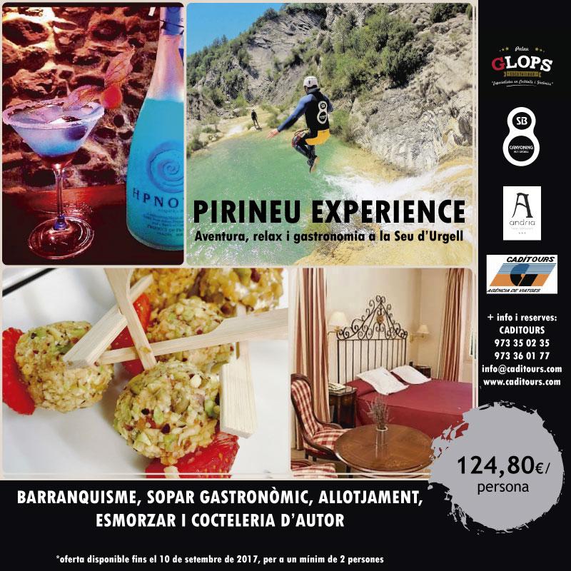 Pirineu Experience