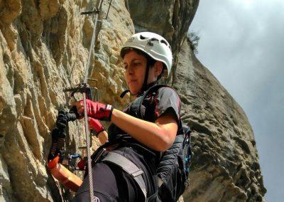 vies ferrades sb canyoning